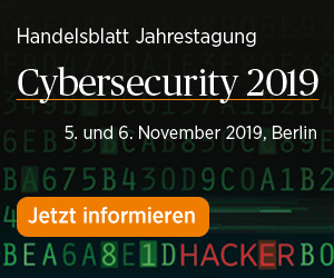 Cybersecurity 2019 Berlin