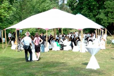 2b Ahead Zukunftskongrep 2011 im Schloßpark Destedt, Foto: Carsten Pinnow