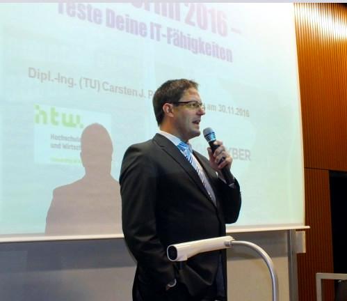 Prof. Dr.-Ing. Stephan Schäfer, HTW Berlin