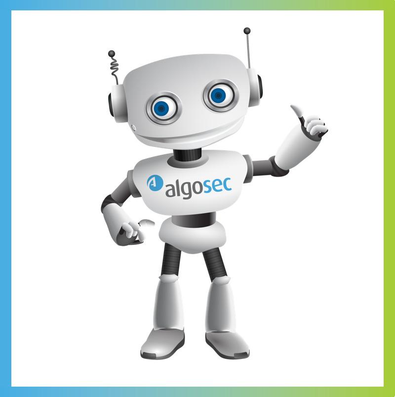 AlgoSec Algobot 2020