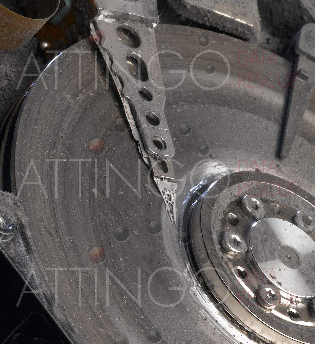 Foto: Attingo Datenrettung GmbH, (A) Wien