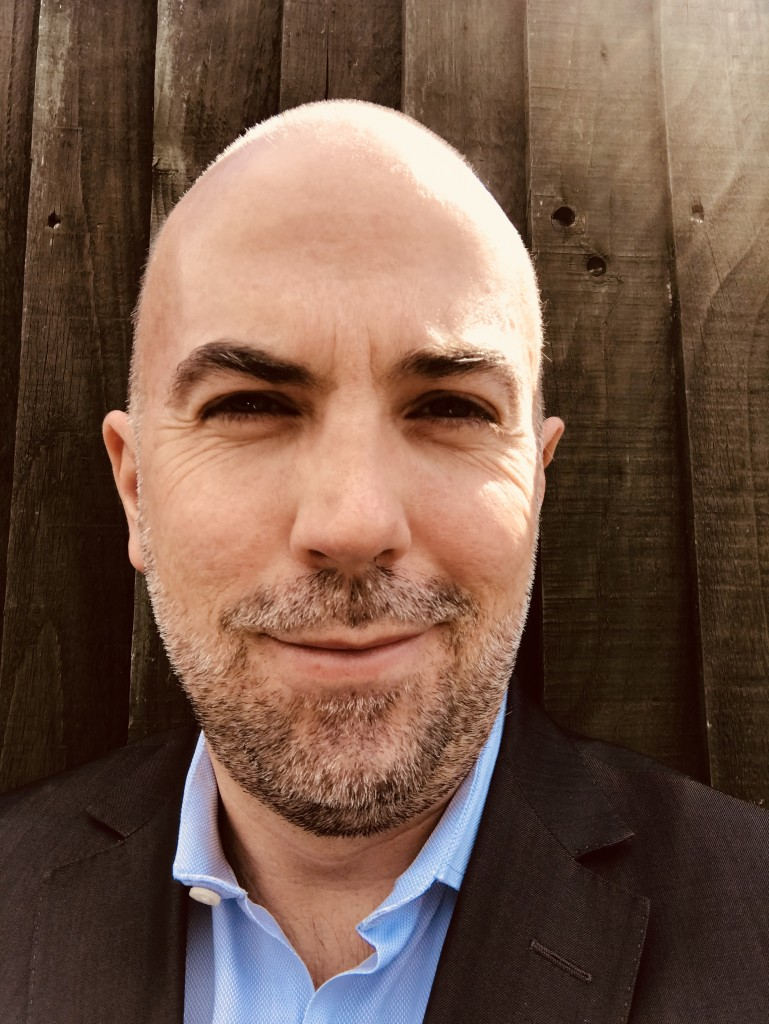Broderick Perelli-Harris, Senior Director Professional Services bei Venafi