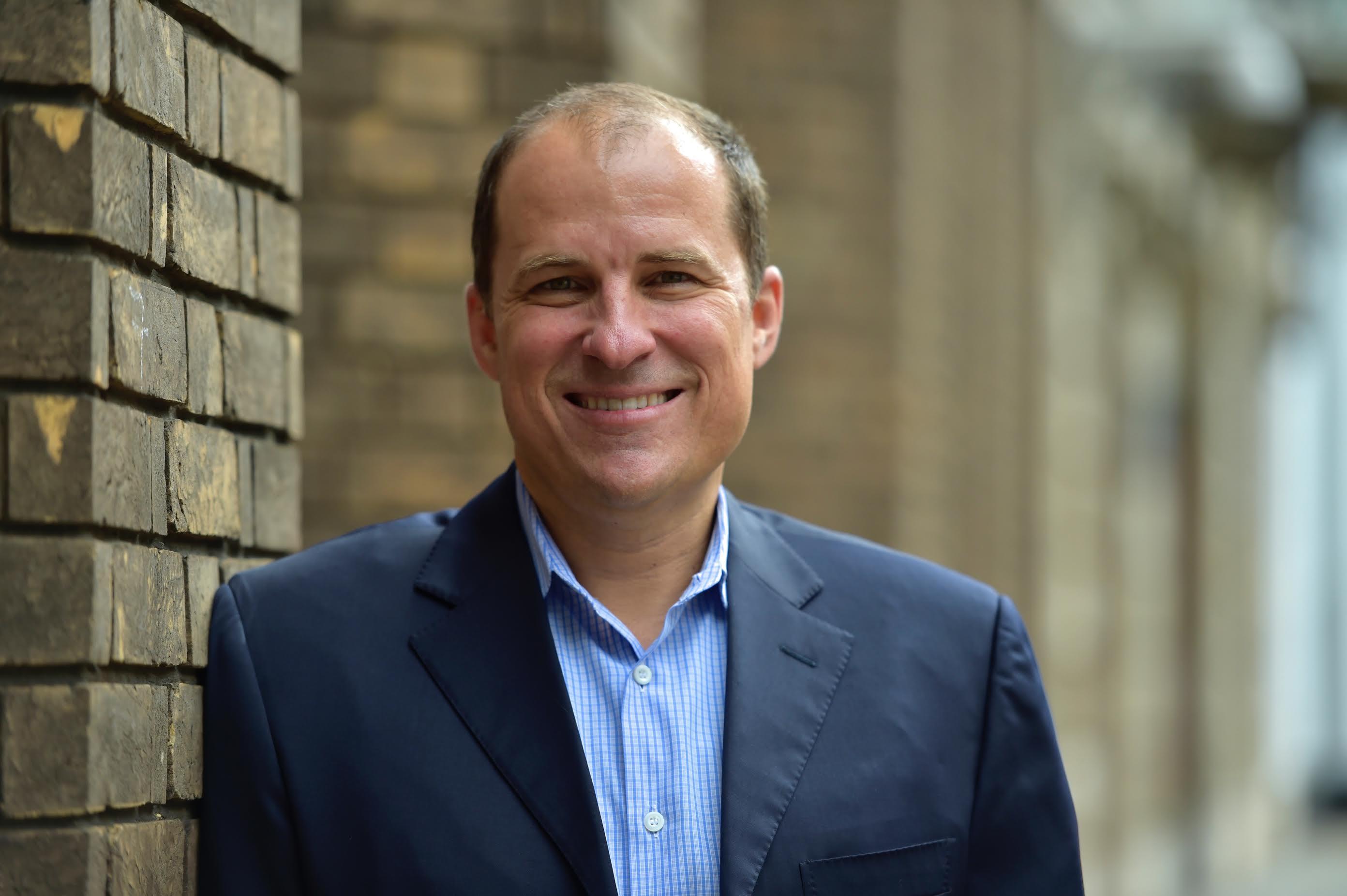 Bruno Teuber, Senior Vice President EMEA Enterprise Sales, New Relic