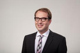 Bundesminister für Verkehr und digitale Infrastruktur Alexander Dobindt