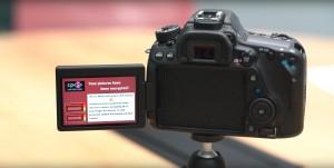 Test: Ransomware-Attacke auf digitale Spiegelreflex-Kamera