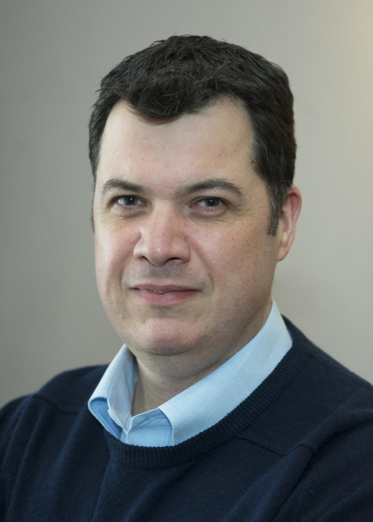 Chris Harris, Sales Engineering Director EMEA bei Thales