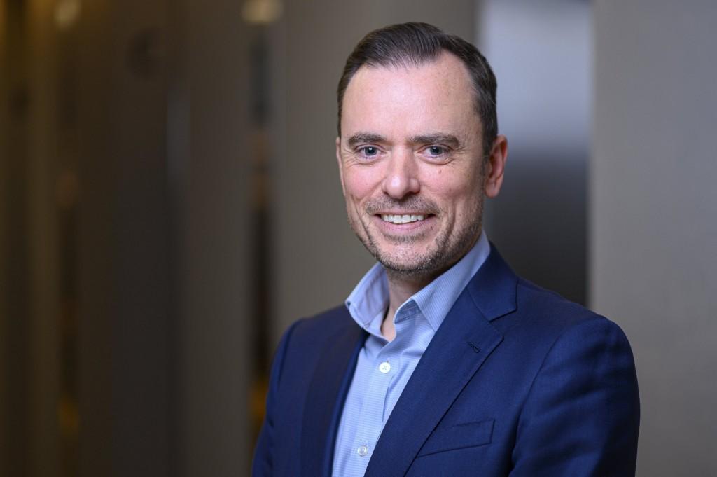 Chris Sherry, Regional Vice President EMEA bei Forescout