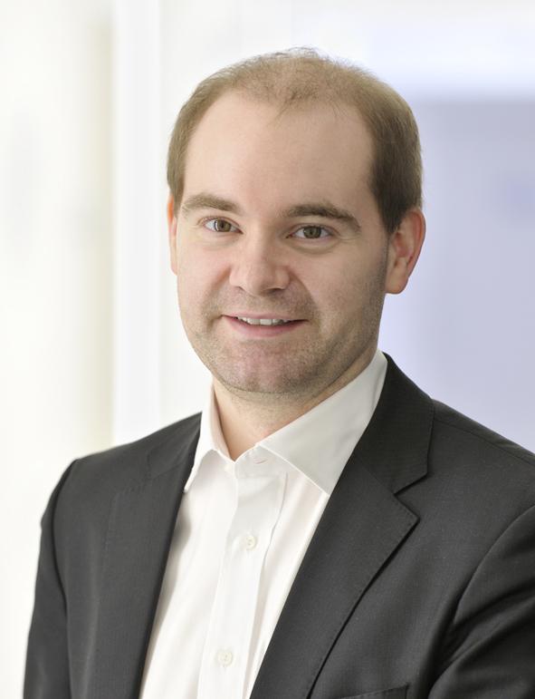 Christian Heutger, Geschäftsführer PSW Group