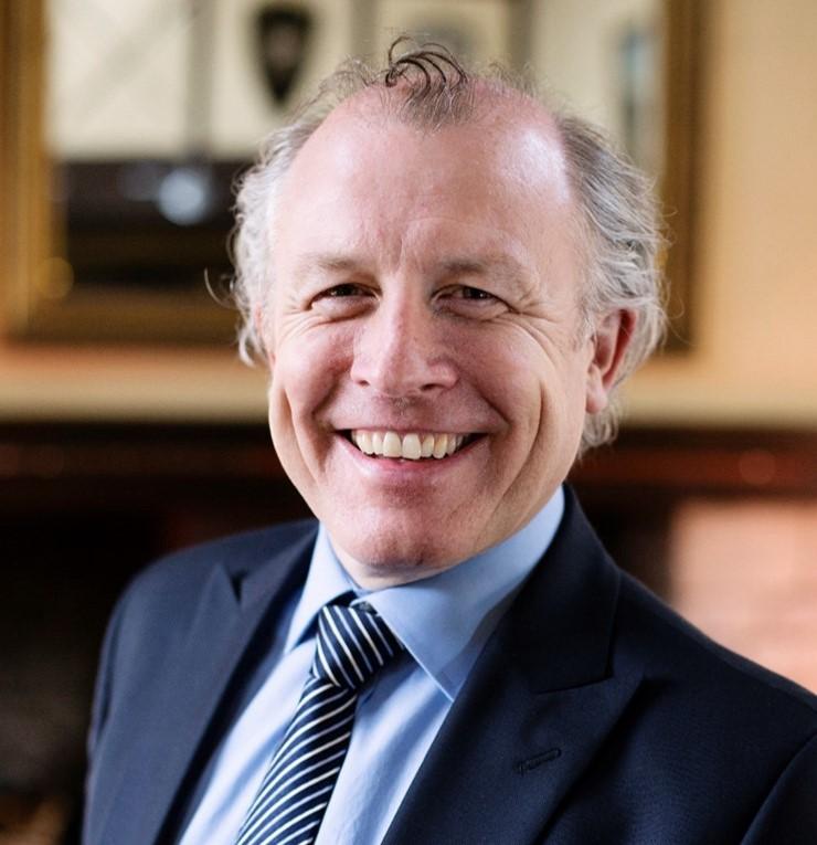Heath Davies, Chief Executive von Clearswift RUAG Cyber Security,