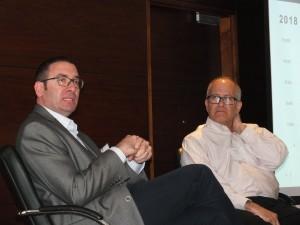 Daniel Cohen und David Strom