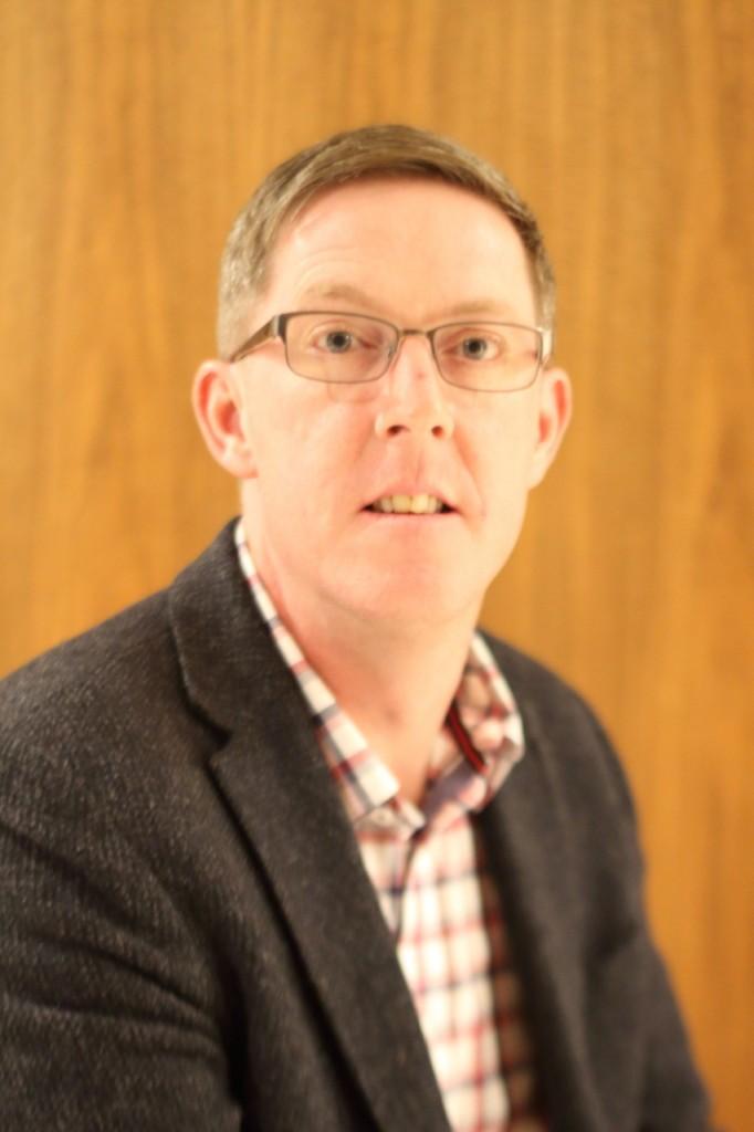 Darron Gibbard, Chief Technical Security Officer EMEA North bei Qualys