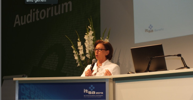 Birgit Jacobs, it-sa Benefiz e.V.