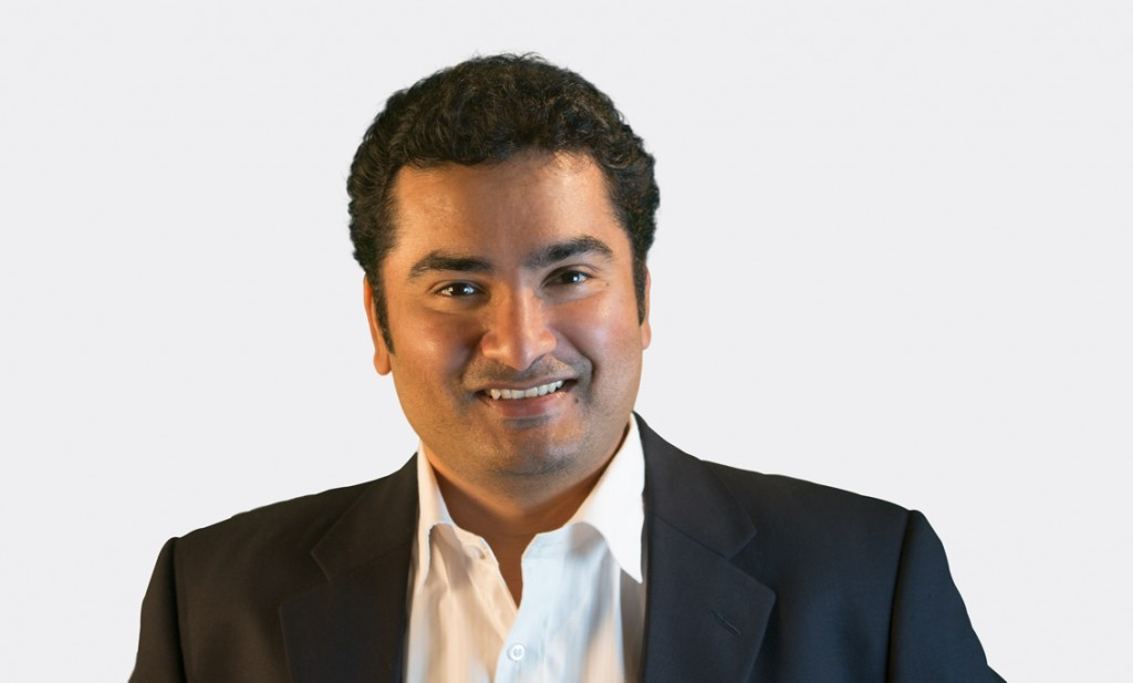 Deepen Desai, Vice President of Security Research bei Zscaler