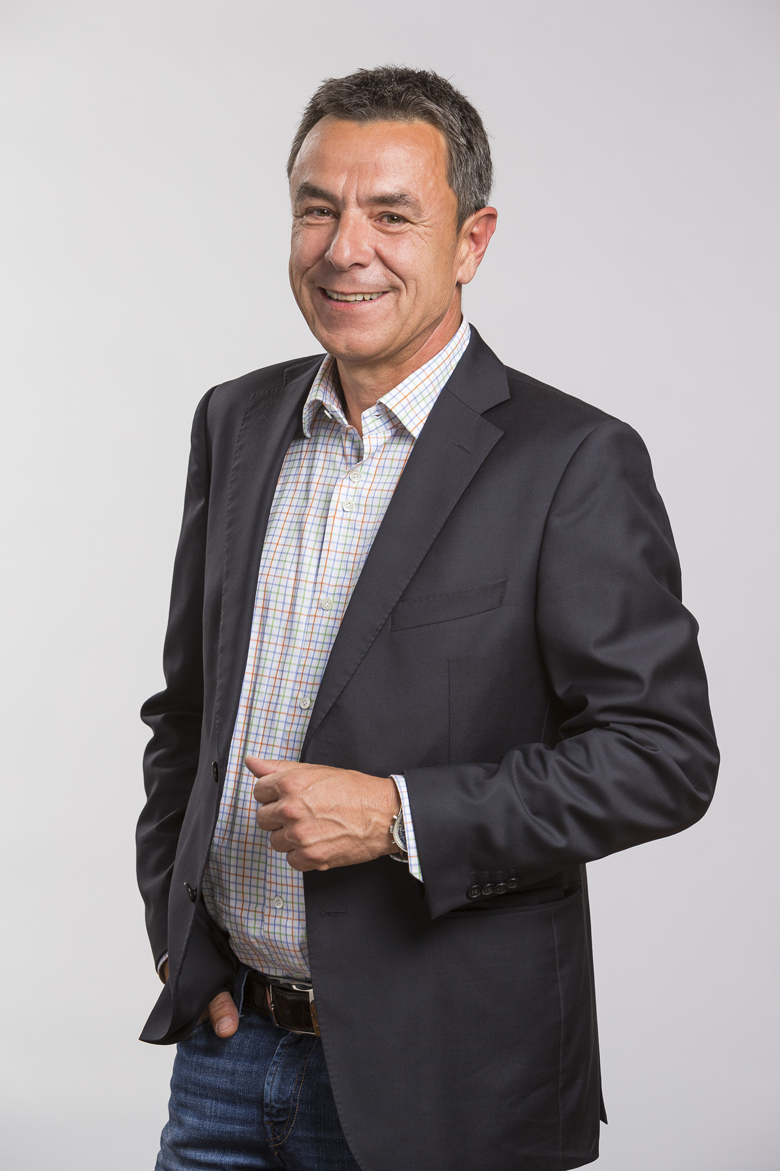 Dietmar Schnabel, Regional Director Central Europe, Check Point