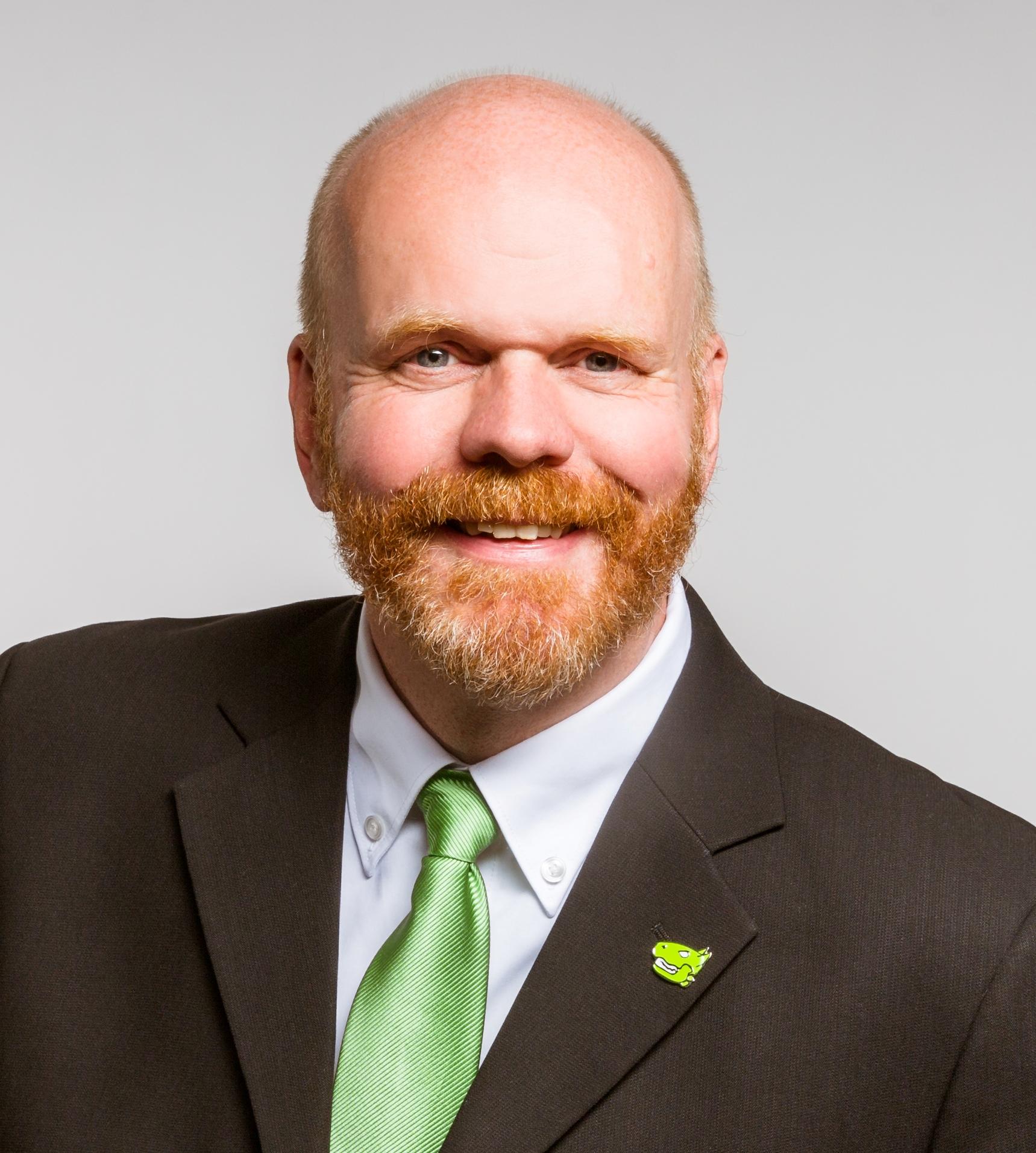 Dirk Schrader, CMO Greenbone Networks