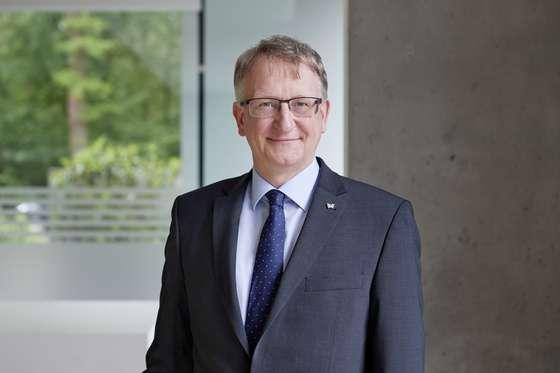 Dr. Jörg Wissdorf, Geschäftsführer Interflex Datensysteme GmbH