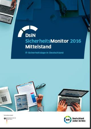 DsiN-Sicherheitsmonitor 2016