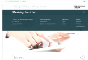 ebas.ch-homepage Relaunch 2019