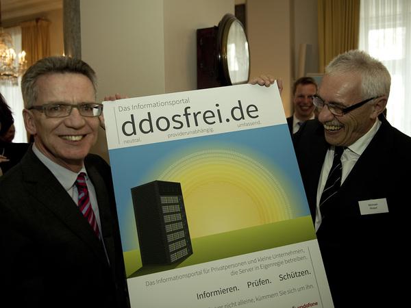 Vorstellung der Inititive ddosfrei.de
