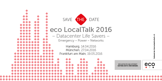 eco Localtalk 2016