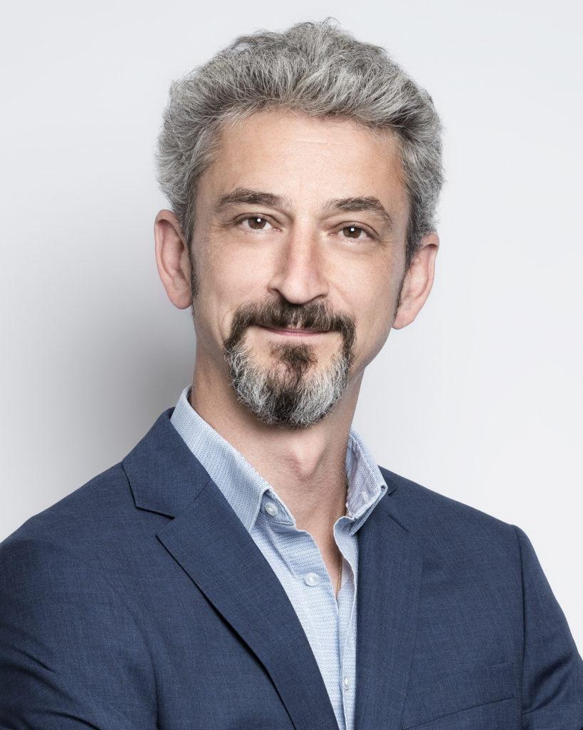 Franck Bourguet, VP Engineering von Stormshield