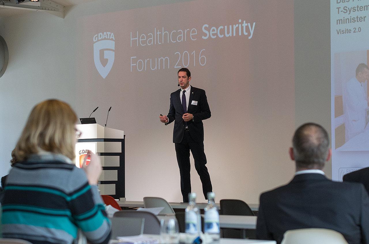 G DATA Healthcare Security Forum