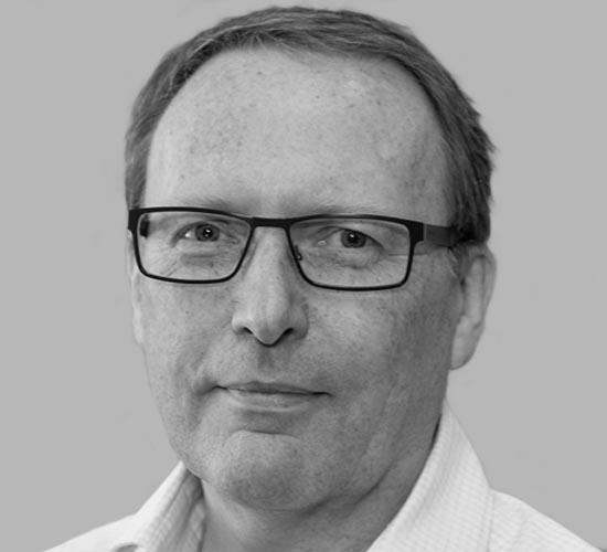Gary Marsden, Director Cloud Services bei Thales