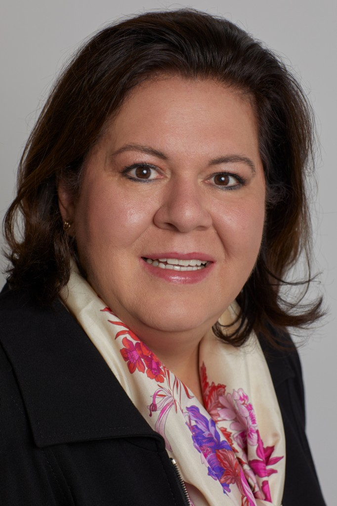 Georgeta Toth, Senior Regional Director CEEMEA bei Proofpoint