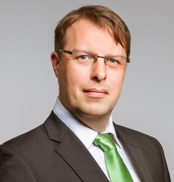 Jan-Oliver Wagner, CEO von Greenbone Networks