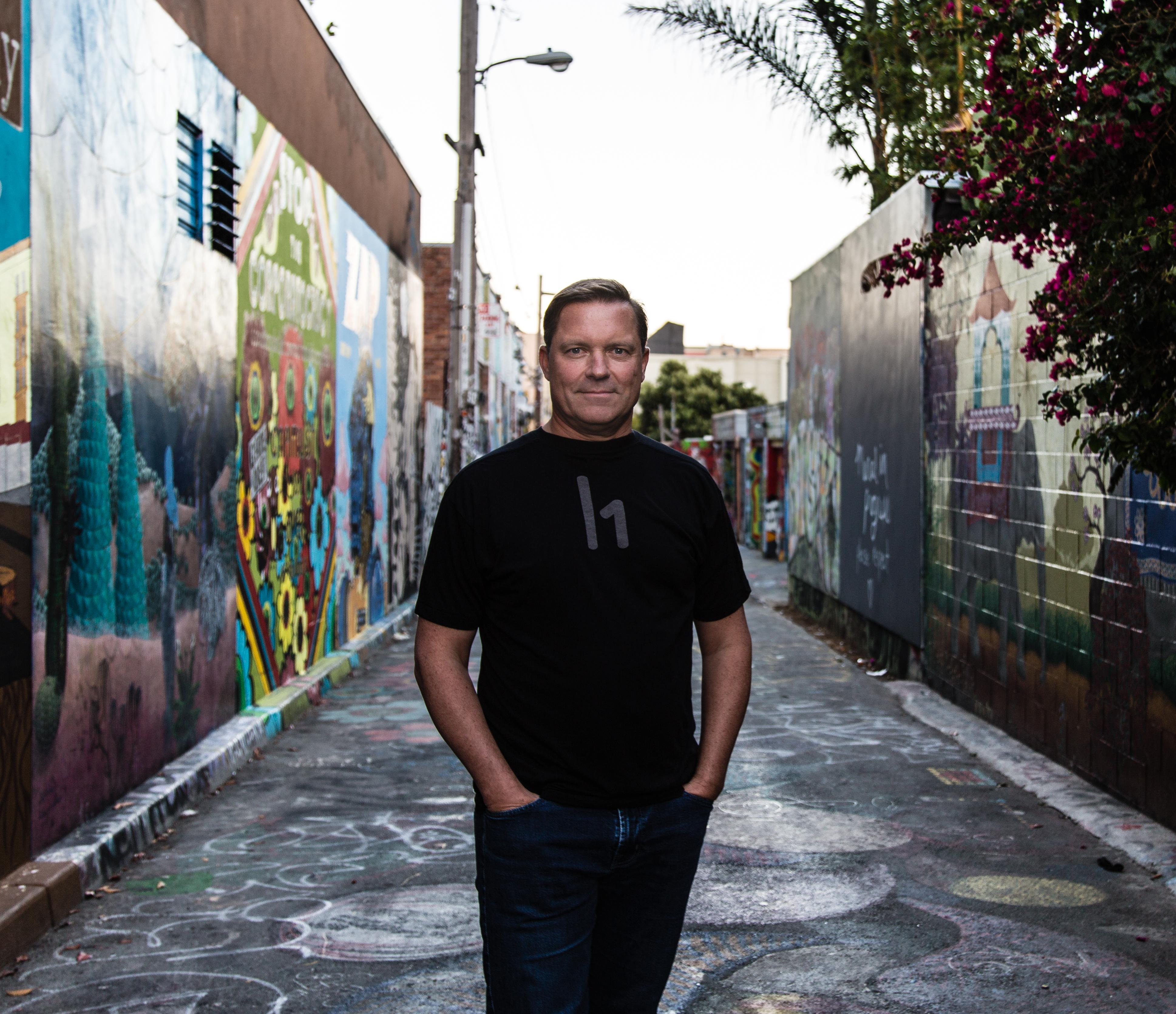 Marten Mickos, CEO von HackerOne