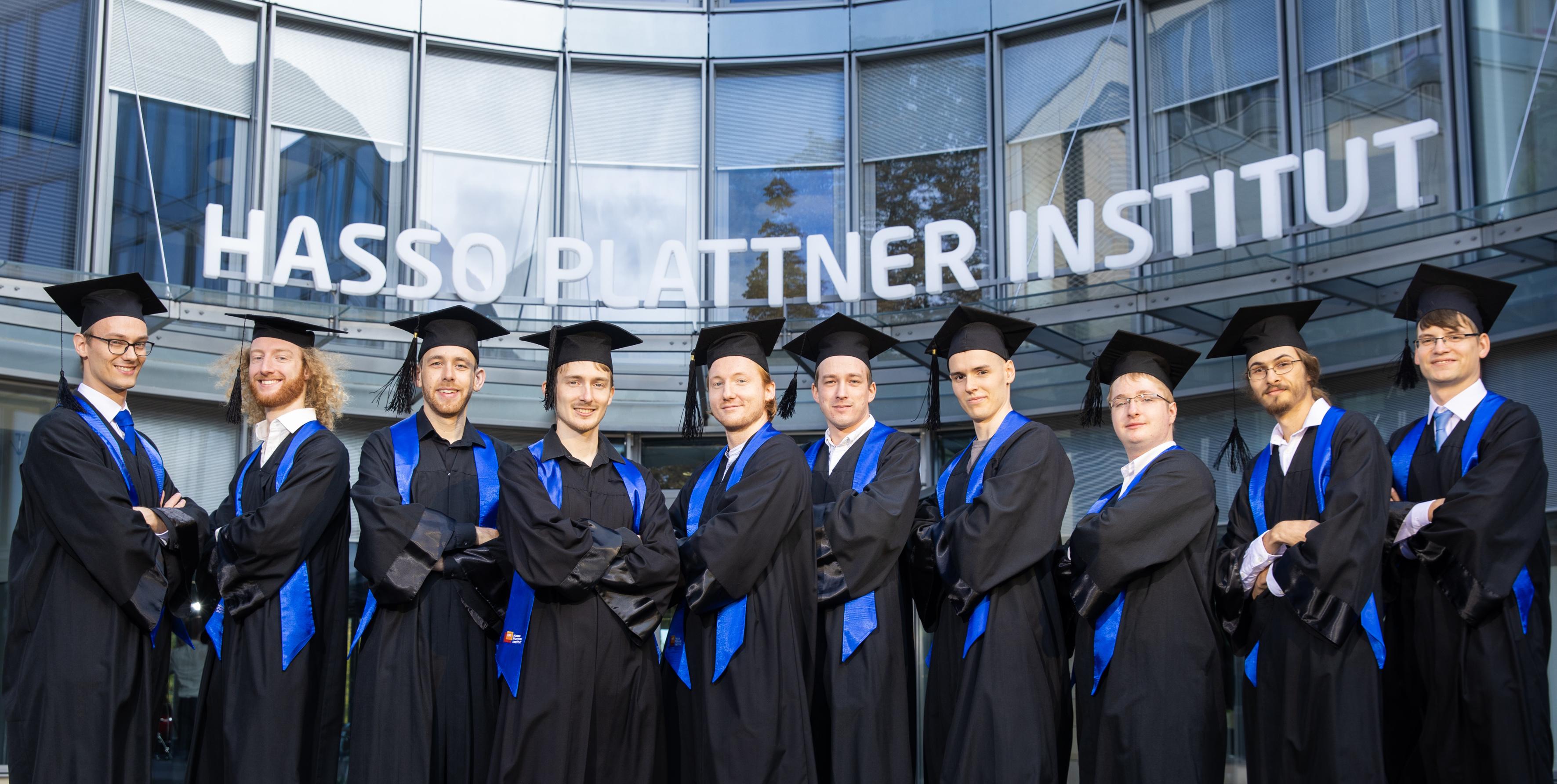 HPI Absolventenfeier 2018