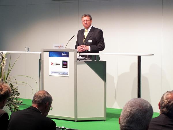 it-sa 2014: Dr. Roland Fleck