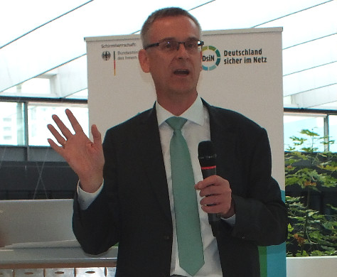 it-sa-2017-9-DsIN-MesseCampus-Keynote-Andreas-Koenen - Keynote Andreas Könen