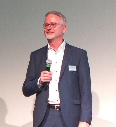 Frank Venjakob, NürnbergMesse