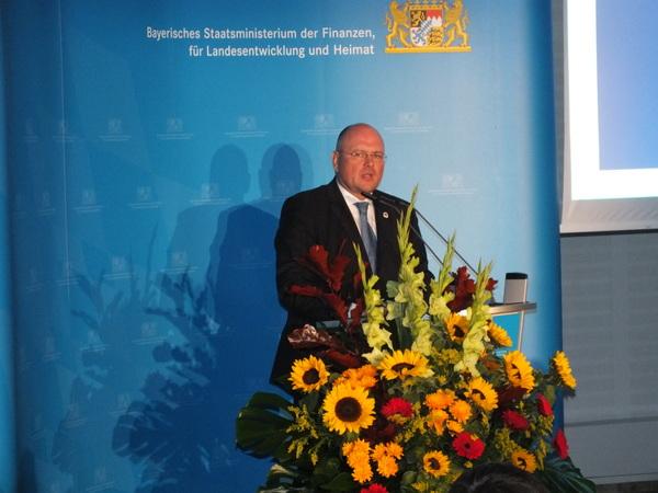 BSI-Präsident Arne Schönbohm