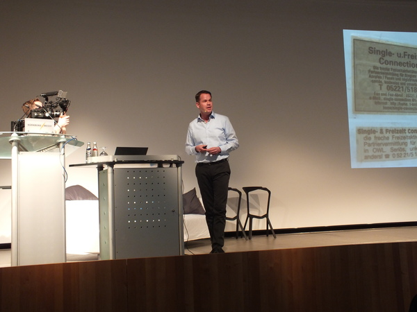 Keynote-Speaker Oliver Flaskämper
