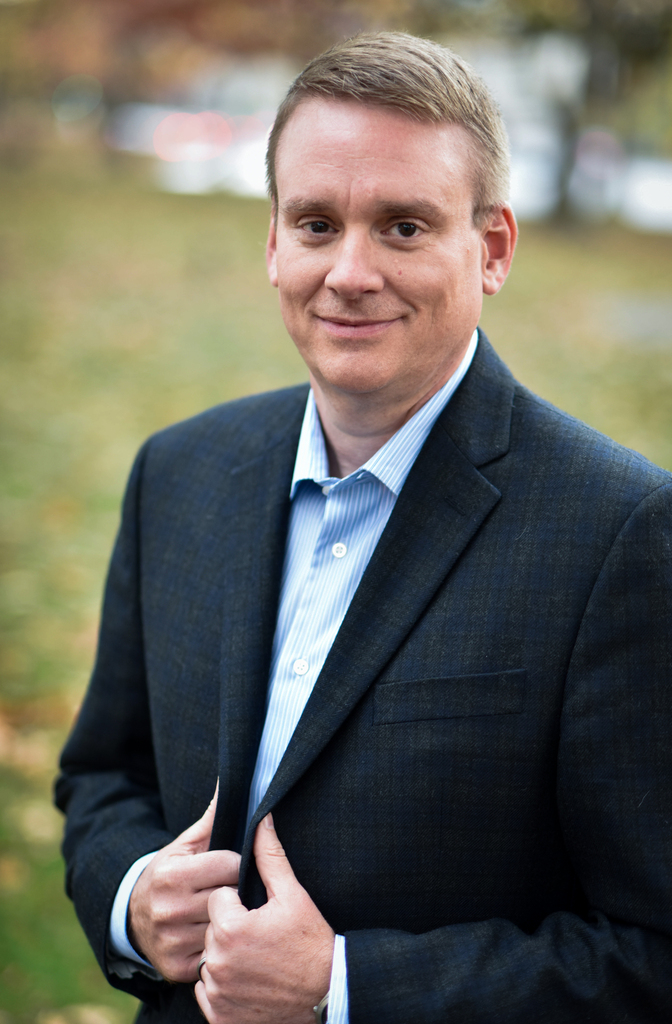 Jonathan Couch, SVP Strategy bei ThreatQuotient