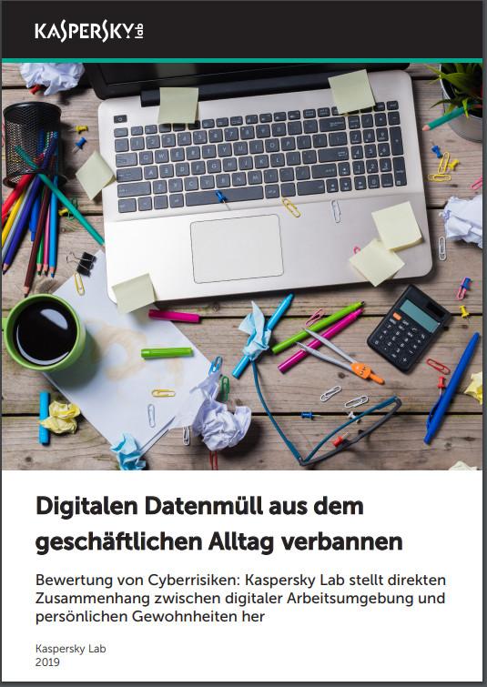 """Studie """"Digitalen Datenmüll aus dem geschäftlichen Alltag verbannen"""""""
