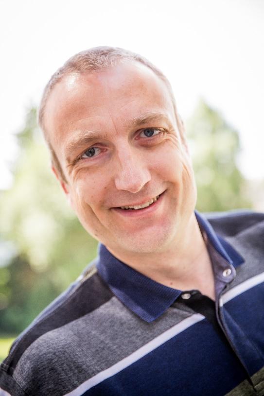 Klaus Schmeh, Kryptoexperte aus Gelsenkirchen