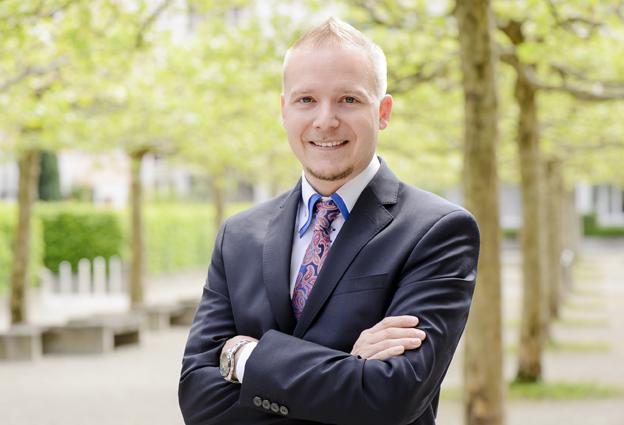 Manuel Schönthaler, Direktor Deutschland des SANS Instituts