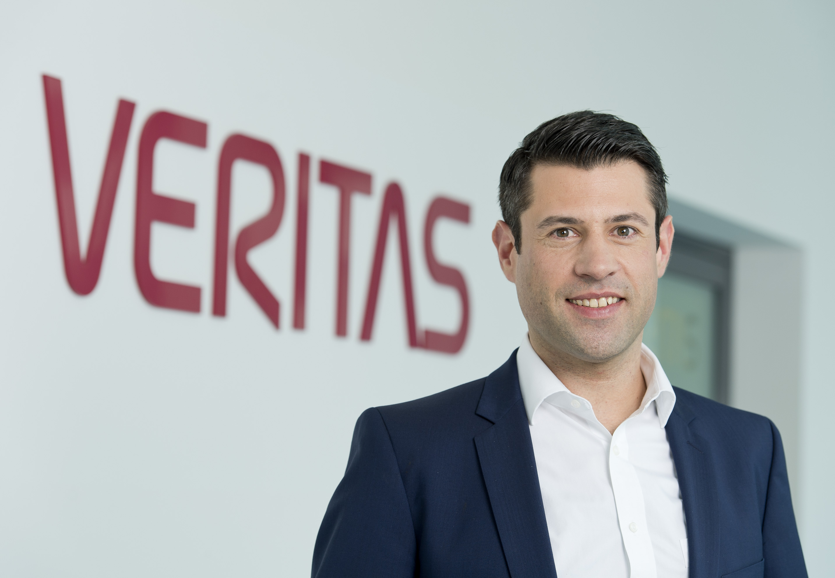 Mathias Wenig, Senior Manager Technology Sales und Digital Transformation Specialists, DACH, bei Veritas Technologies