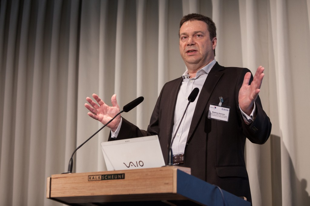 DIVSI-Direktor Matthias Kammer
