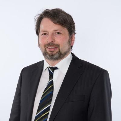 Matthias Straub, Director Consulting Deutschland und Österreic, NTT Security,