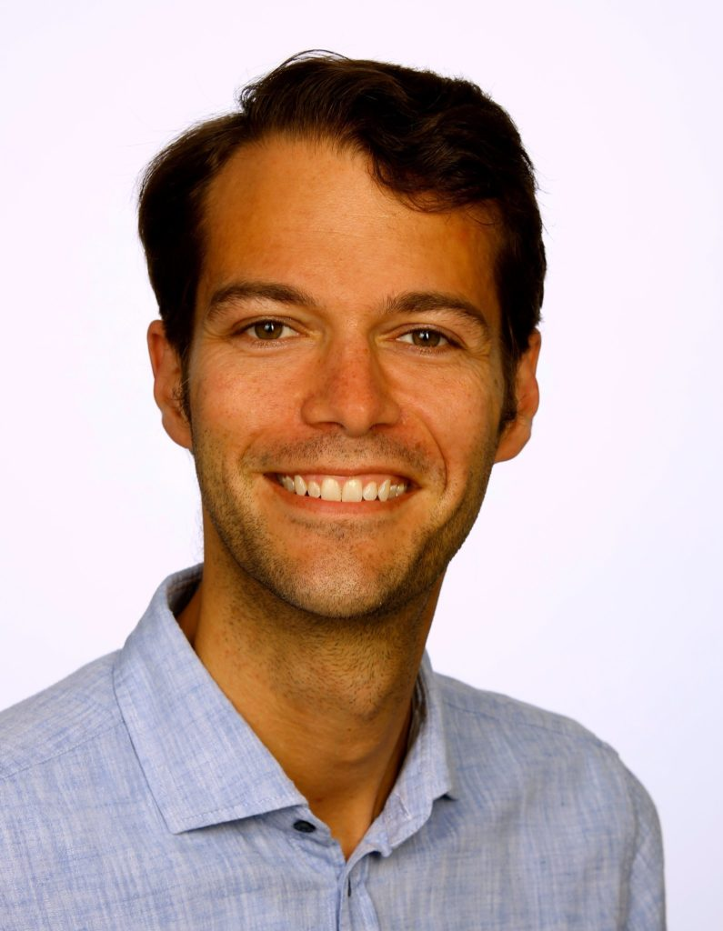 Max Rahner, Sales Director DACH bei Claroty