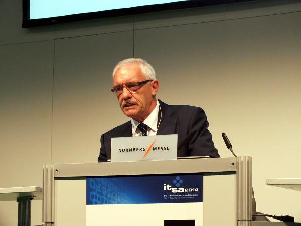 IT-SIcherheit in der Wirtschaft 2014 - Prof. Michael Rotert