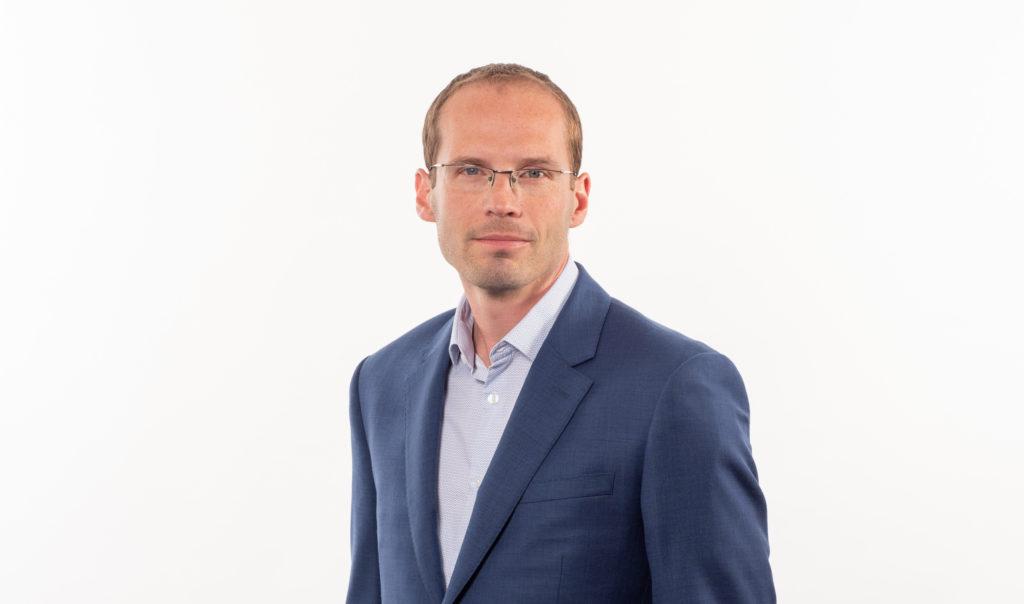 Michal Kratochvíl , CEO von 2N