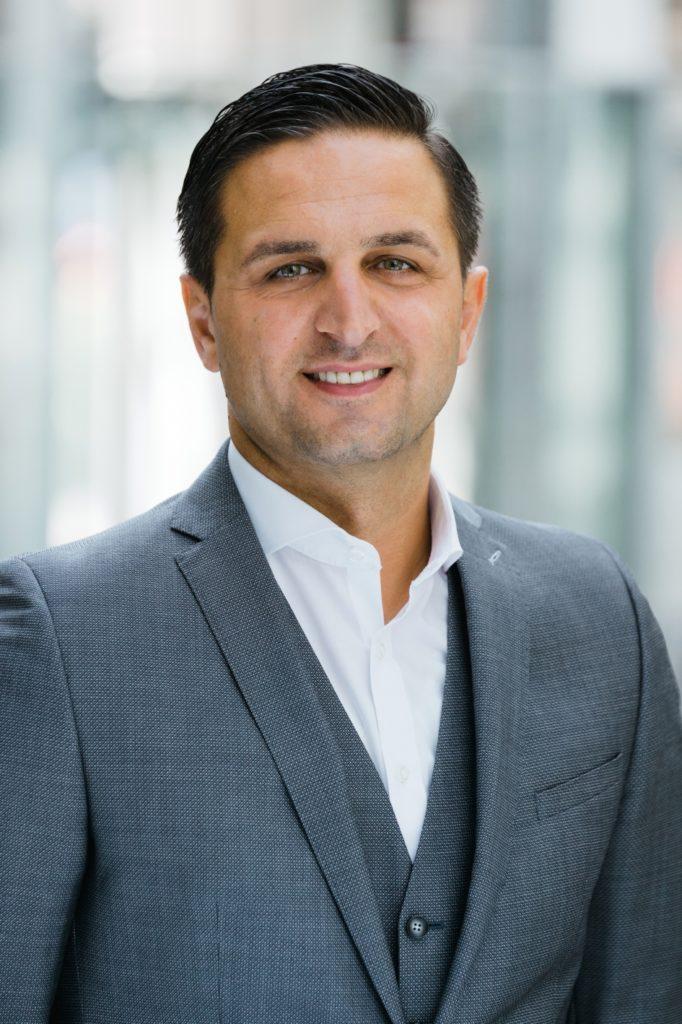 Özkan Topal, Sales Director bei Centrify