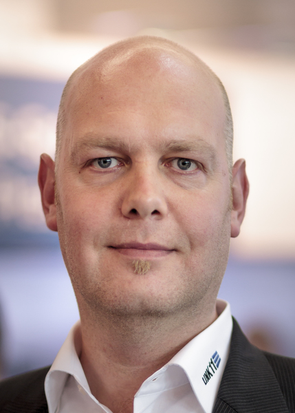 Raymond Hartenstein, Vertriebsleiter bei der Link11 GmbH