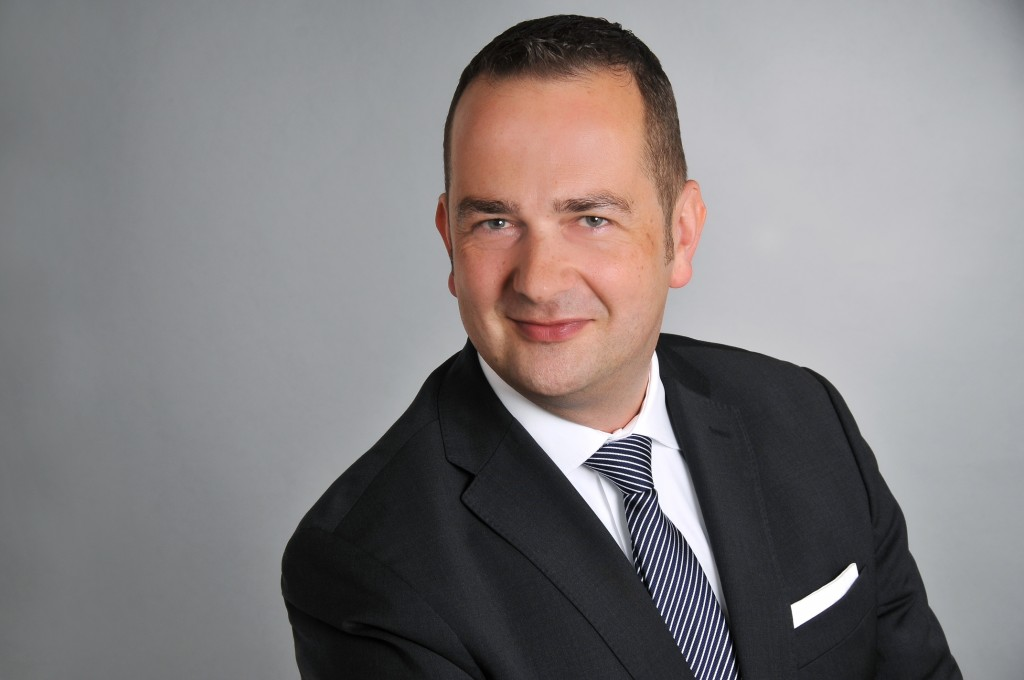 René Schoenauer, Product Marketing Manager EMEA bei Guidewire