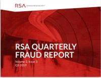 RSA Fraud Report Q319